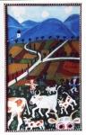 Kühe in den Bergen